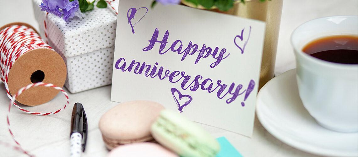 quale anniversario di matrimonio festeggi
